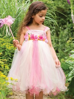 Summer Fairy - Child Costume Fancy Dress