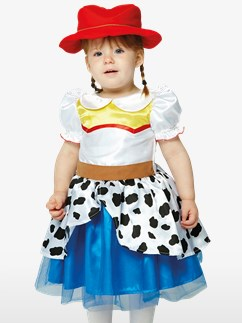 Jessie - Baby and Toddler Costume Fancy Dress