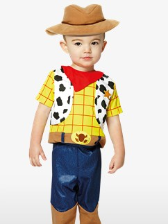 Woody - Baby and Toddler Costume Fancy Dress