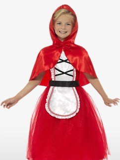 Deluxe Red Riding Hood - Child Costume