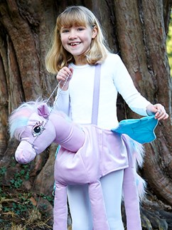 Ride on Fairytale Pony - Child Costume
