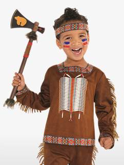 Native American - Child Costume Fancy Dress