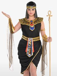 Egyptian Queen Plus Size - Adult Costume Fancy Dress