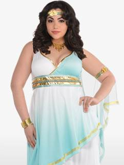 Grecian Goddess Plus Size - Adult Costume Fancy Dress
