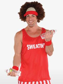 Exercise Maniac - Adult Costume Fancy Dress