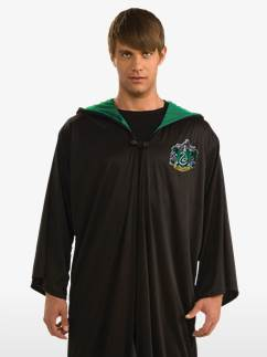 Slytherin Robe - Adult Costume