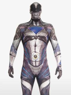 Power Rangers Movie Morphsuit Black