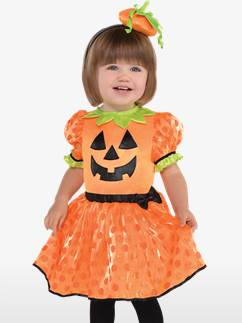 Baby Pumpkin Dress