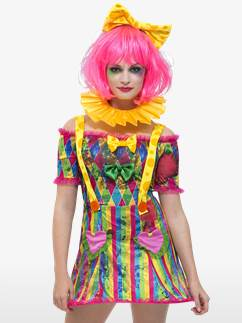 Fever Patchwork Clown