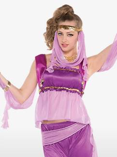 Desert Princess - Adult Costume Fancy Dress