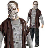 Terminator T600 - Child Costume Fancy Dress