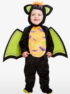 IIddy Biddy Bat Toddler