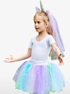 Tutu Unicorn Set - Child
