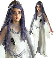 Corpse Bride - Child Costume Fancy Dress
