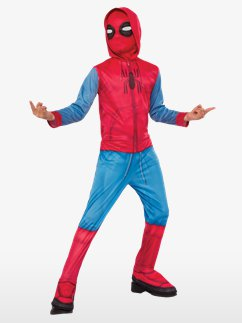 Spider-Man Sweat - Child Costume