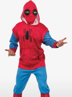 Spider-Man Sweats - Adult Costume