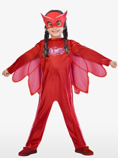 PJ Masks Owlette - Toddler and Child Costume