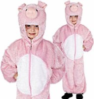 Pig - Child Costume Fancy Dress