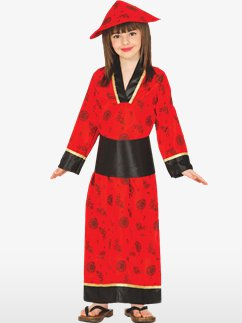 Oriental Girl - Child Costume