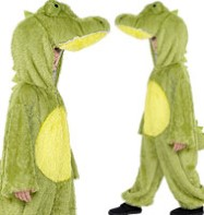Crocodile - Child Costume Fancy Dress