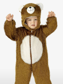 Bear - Child Costume Fancy Dress