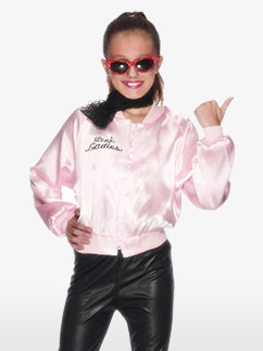 Pink Lady - Child Costume Fancy Dress