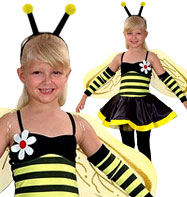Bumble Bee - Child Costume Fancy Dress