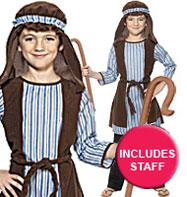 Shepherd Costume For Girls