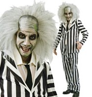 Beetlejuice - Adult Costume Fancy Dress