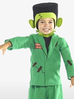 Monster - Toddler Costume