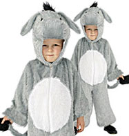 Donkey - Child Costume Fancy Dress