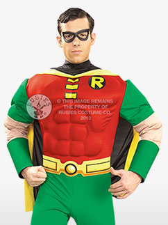 Robin Muscle Chest