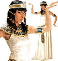 Egyptian Empress - Adult Costume Fancy Dress