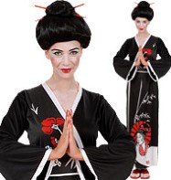 Geisha - Adult Costume Fancy Dress