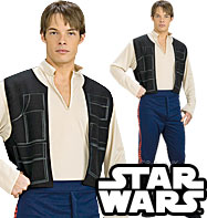 Han Solo - Adult Costume Fancy Dress