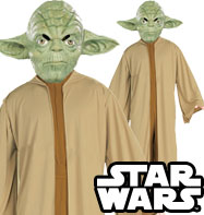 Yoda - Adult Costume Fancy Dress