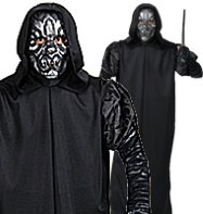 Harry Potter Death Eater - Adult Costume Fancy Dress
