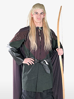 Lord of the Rings Legolas - Adult Costume Fancy Dress
