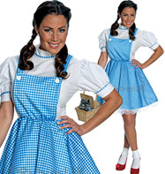 Dorothy - Adult Costume Fancy Dress