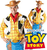 Woody - Adult Costume Fancy Dress