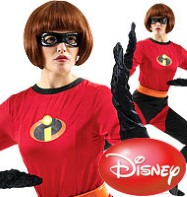 Mrs Incredible - Adult Costume Fancy Dress