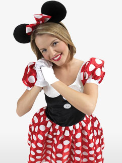 Minnie Mouse - Adult Costume