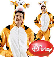 Tigger - Adult Costume Fancy Dress