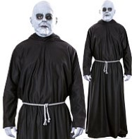 Addams Family Uncle Fester - Adult Costume Fancy Dress