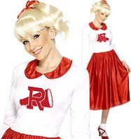 Sandy Dress - Adult Costume Fancy Dress