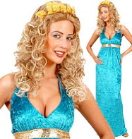 Queen of Atlantis - Adult Costume Fancy Dress