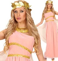 Aphrodite Goddess - Adult Costume Fancy Dress