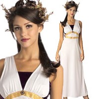 Roman Maiden - Adult Costume Fancy Dress