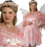 Fairy - Adult Maternity Costume Fancy Dress