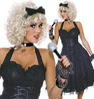 Material Girl - Adult Costume Fancy Dress